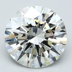 Recommended Stone #3: 3.53-Carat Round Cut Diamond