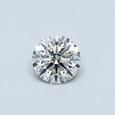 Recommended Stone #3: 0.34-Carat Round Cut Diamond
