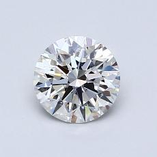 オススメの石No.3:0.83カラットラウンドカットダイヤモンド