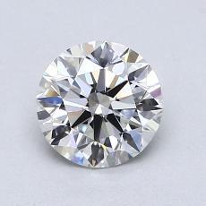 1.01 Carat 圆形 Diamond 理想 G VVS2