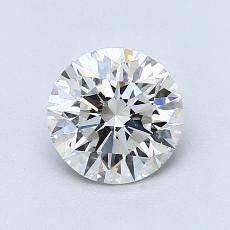 1.01 Carat 圆形 Diamond 理想 K VS1
