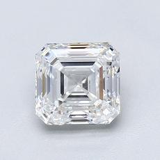 Recommended Stone #2: 1.11-Carat Asscher Cut Diamond