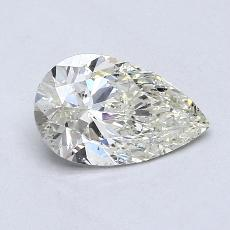 Recommended Stone #3: 1.03-Carat Pear Cut Diamond