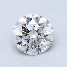 推薦鑽石 #3: 1.11 克拉圓形切割鑽石