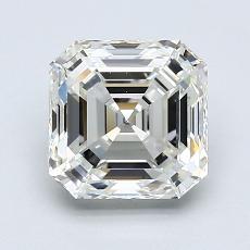 1,81-Carat Asscher Diamond Very Good I VS1