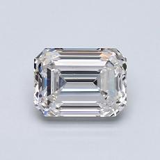 0.90 Carat 綠寶石 Diamond 非常好 H VS1