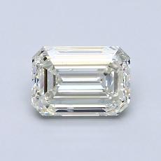 1.00 Carat Esmeralda Diamond Muy buena K SI2