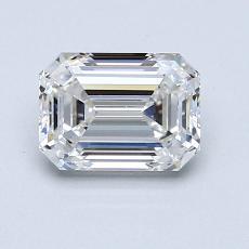 Recommended Stone #4: 1.08-Carat Emerald Cut Diamond