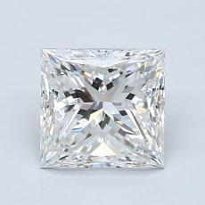 Recommended Stone #3: 1.52-Carat Princess Cut Diamond