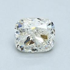 Pierre recommandée n°4: Diamant Taille coussin de 1,01carat