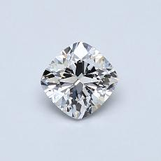 Recommended Stone #3: 0.53-Carat Cushion Cut Diamond