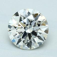 Recommended Stone #2: 1.60-Carat Round Cut Diamond