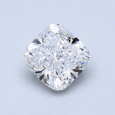 Recommended Stone #2: 0.93-Carat Cushion Cut