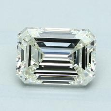 Recommended Stone #3: 1.30-Carat Emerald Cut Diamond