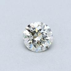 Recommended Stone #1: 0.31-Carat Round Cut Diamond