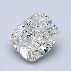 Recommended Stone #3: 1.40-Carat Cushion Cut Diamond