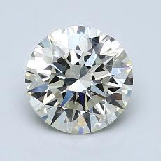 1.51 Carat 圆形 Diamond 理想 K VS1