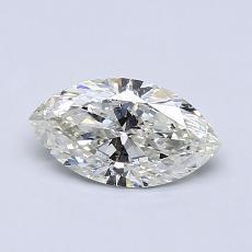 0.70-Carat Marquise Diamond Very Good J SI1