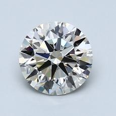Recommended Stone #3: 1,28-Carat Round Cut Diamond
