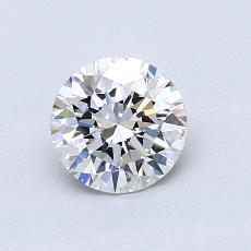 オススメの石No.2:0.80カラットラウンドカットダイヤモンド
