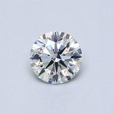 0.41 Carat 圆形 Diamond 理想 G VS2