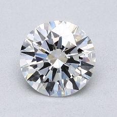1.02 Carat 圓形 Diamond 理想 G VVS2
