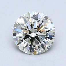 Recommended Stone #2: 1.24-Carat Round Cut Diamond