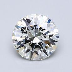 1.20 Carat 圓形 Diamond 理想 I VS1