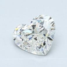 Recommended Stone #1: 1.51-Carat Heart Shaped