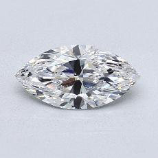 Recommended Stone #2: 1.01-Carat Marquise Cut Diamond