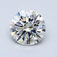 Pierre recommandée n°1: Diamant taille ronde 1,20 carat