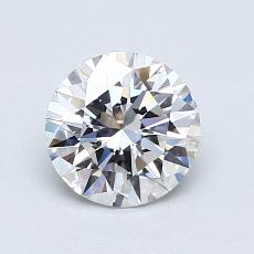 Recommended Stone #3: 0.91-Carat Round Cut Diamond