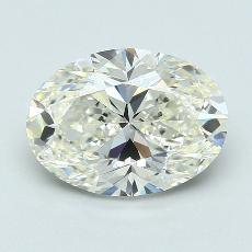推薦鑽石 #1: 2.72  克拉橢圓形切割