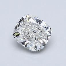 Recommended Stone #1: 0,90-Carat Cushion Cut Diamond