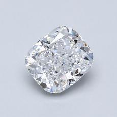 推薦鑽石 #1: 0.92 克拉墊形切割