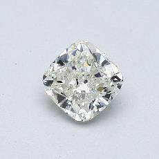 Recommended Stone #2: 0.50-Carat Cushion Cut Diamond