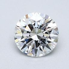 1.02 Carat 圓形 Diamond 理想 F VS2
