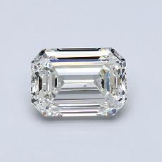 Recommended Stone #1: 0.92-Carat Emerald Cut Diamond