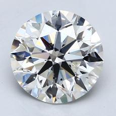 Current Stone: 2.71-Carat Round Cut