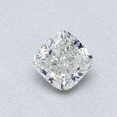0.52-Carat Cushion Diamond Very Good I VS2
