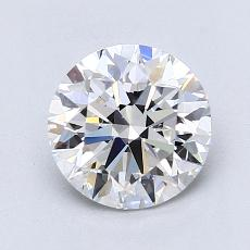 Recommended Stone #3: 1.43-Carat Round Cut