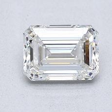 Recommended Stone #2: 1.11-Carat Emerald Cut Diamond