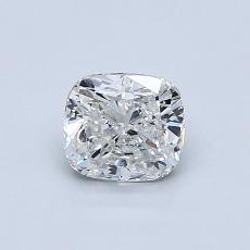 0.80 Carat 墊形 Diamond 良好 F SI1