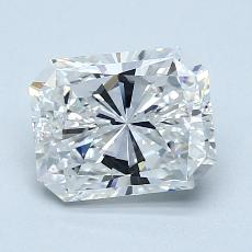 Recommended Stone #2: 1.30-Carat Radiant Cut Diamond
