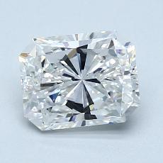 Target Stone: 1.30-Carat Radiant Cut Diamond