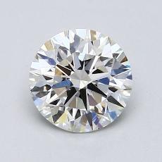 1,30 Carat Rond Diamond Idéale I VS1