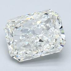 Recommended Stone #4: 2,06-Carat Radiant Cut