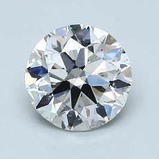 1,51-Carat Round Diamond Ideal G VS2