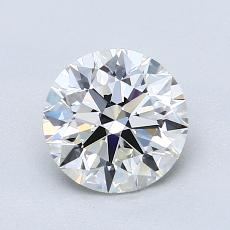 Recommended Stone #3: 1.25-Carat Round Cut