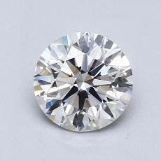 0.80 Carat 圆形 Diamond 理想 G VS1